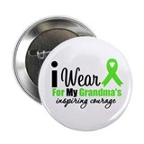"Lymphoma Courage Grandma 2.25"" Button (10 pack)"