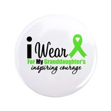 "Lymphoma Courage Granddaughter 3.5"" Button (100 pa"