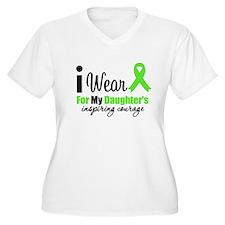 LymphomaCourageDaughter T-Shirt