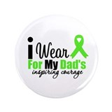 "Lymphoma Courage Dad 3.5"" Button"