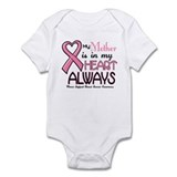 In My Heart 2 (Mother)  Baby Onesie