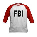 FBI Federal Bureau of Investigation (Front) Kids B