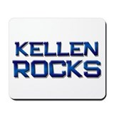 kellen rocks Mousepad