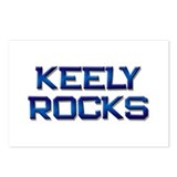 keely rocks Postcards (Package of 8)