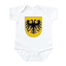 Holy Roman Empire after 1368 Infant Bodysuit