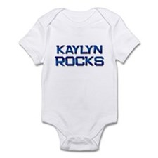 kaylyn rocks Infant Bodysuit