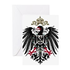 German Empire Greeting Cards (Pk of 20)