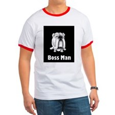 Boss Man Guys T-Shirt