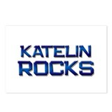 katelin rocks Postcards (Package of 8)
