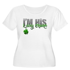 I'm His Lucky Charm T-Shirt