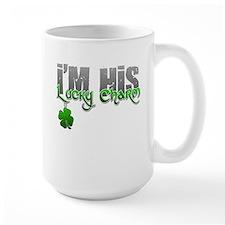 I'm His Lucky Charm Mug