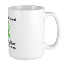 Lymphoma Support Friend Mug