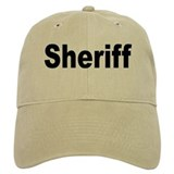 Sheriff Baseball Cap