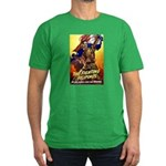 Fighting Filipinos Military S Men's Fitted T-Shirt