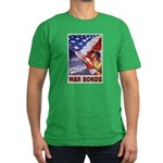 Have & Hold American Flag Men's Fitted T-Shirt