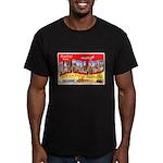 Mac Dill Field Florida Men's Fitted T-Shirt (dark)