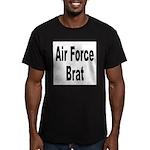 Air Force Brat Men's Fitted T-Shirt (dark)