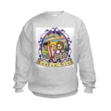 Fiaba and Friends Surfer Girl Sweatshirt