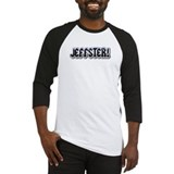JEFFSTER! Wedding Tour Baseball Jersey