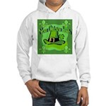 Kiss Me I'm Irish Hooded Sweatshirt