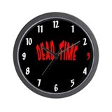 Dead Time Wall Clock