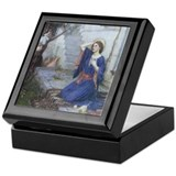 Waterhouse Annunciation Keepsake Box