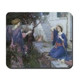 Waterhouse Annunciation Mousepad