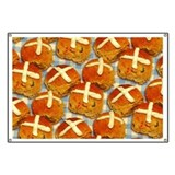 Hot Cross Buns Banner