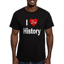 I Love History T