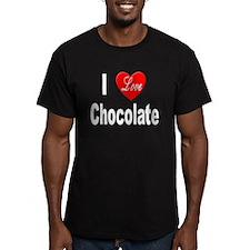 I Love Chocolate T