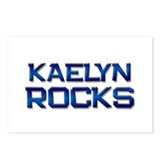 kaelyn rocks Postcards (Package of 8)