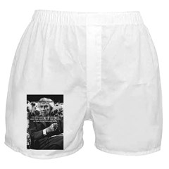 Bertrand Russell Philosophy Boxer Shorts