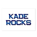 kade rocks Postcards (Package of 8)