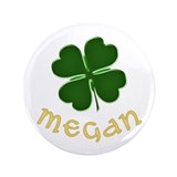 "Megan Irish 3.5"" Button (100 pack)"
