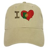 I heart Portugal Cap