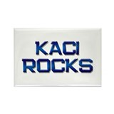 kaci rocks Rectangle Magnet (10 pack)