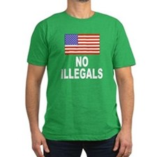 No Illegals Immigration T