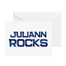 juliann rocks Greeting Cards (Pk of 20)