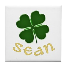 Sean Irish Tile Coaster