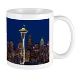 &amp;quot;Seattle Skyline&amp;quot; Mug