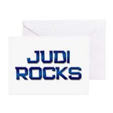 judi rocks Greeting Cards (Pk of 20)