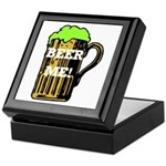 Beer Me! Keepsake Box