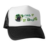St. Patrick Black Lab Trucker Hat