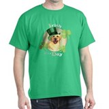 St. Patrick Yellow Lab T-Shirt