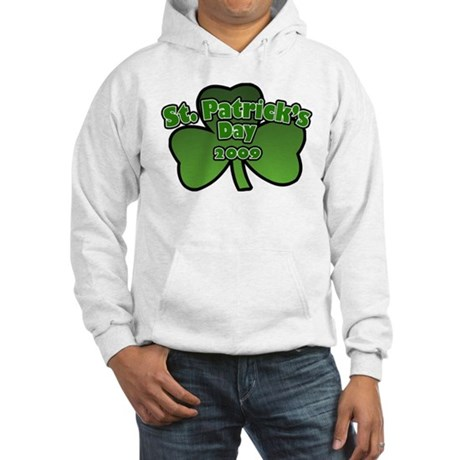 St. Patrick's Day 2009 Hooded Sweatshirt