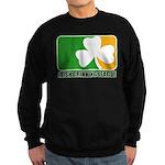 Irish Drinking League Sweatshirt (dark)