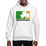 Irish Drinking League Hooded Sweatshirt