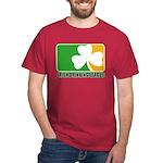 Irish Drinking League Dark T-Shirt
