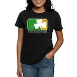 Irish Drinking League Women's Dark T-Shirt