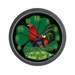 Cocksure I'm Irish! Wall Clock